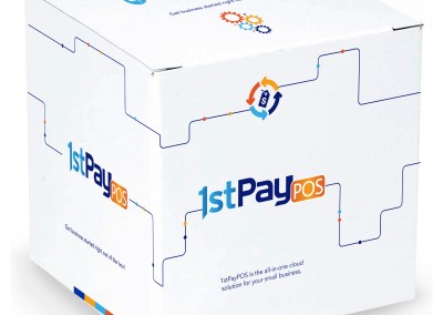 1stPayPOS Shipping Box