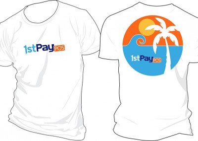 1stPayPOS T-shirt