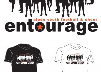 Youth Football T-shirt