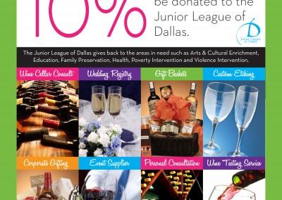 Junior League Flyer