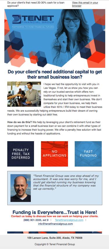 Tenet Financial Group