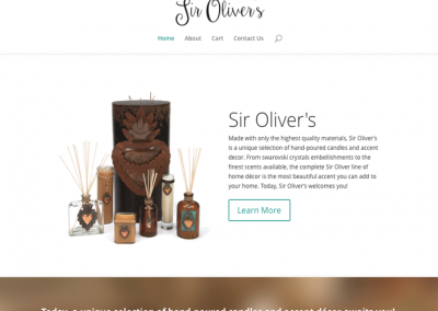 Sir Oliver's Gifts