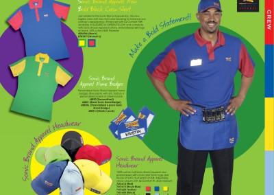 Sonic Uniform Design