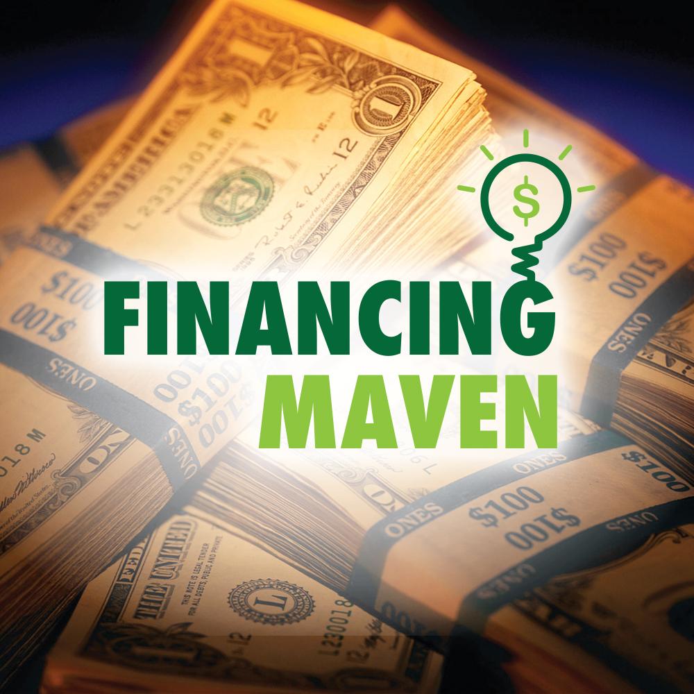Financing Maven logo