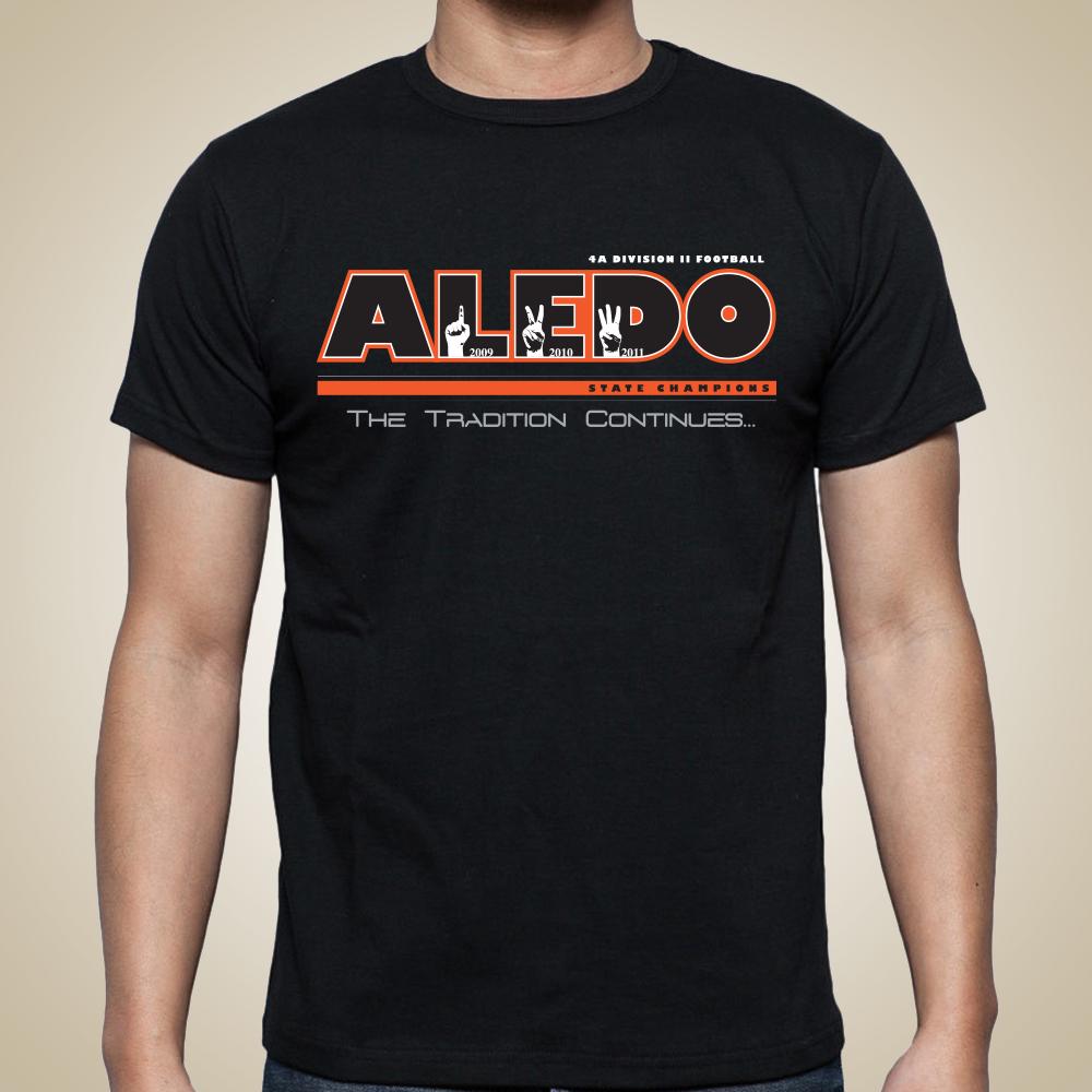 Aledo 3peat state champions